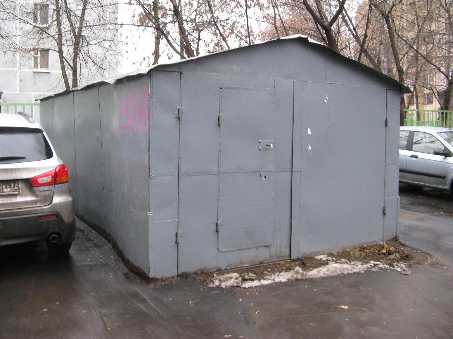 Металлический гараж в собственность верстак в гараж купить в москве