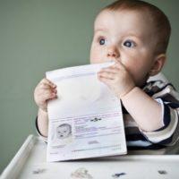 Что нужно для временной прописки ребенка