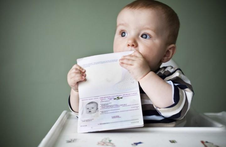 Как сделать загранпаспорт на детей через интернет