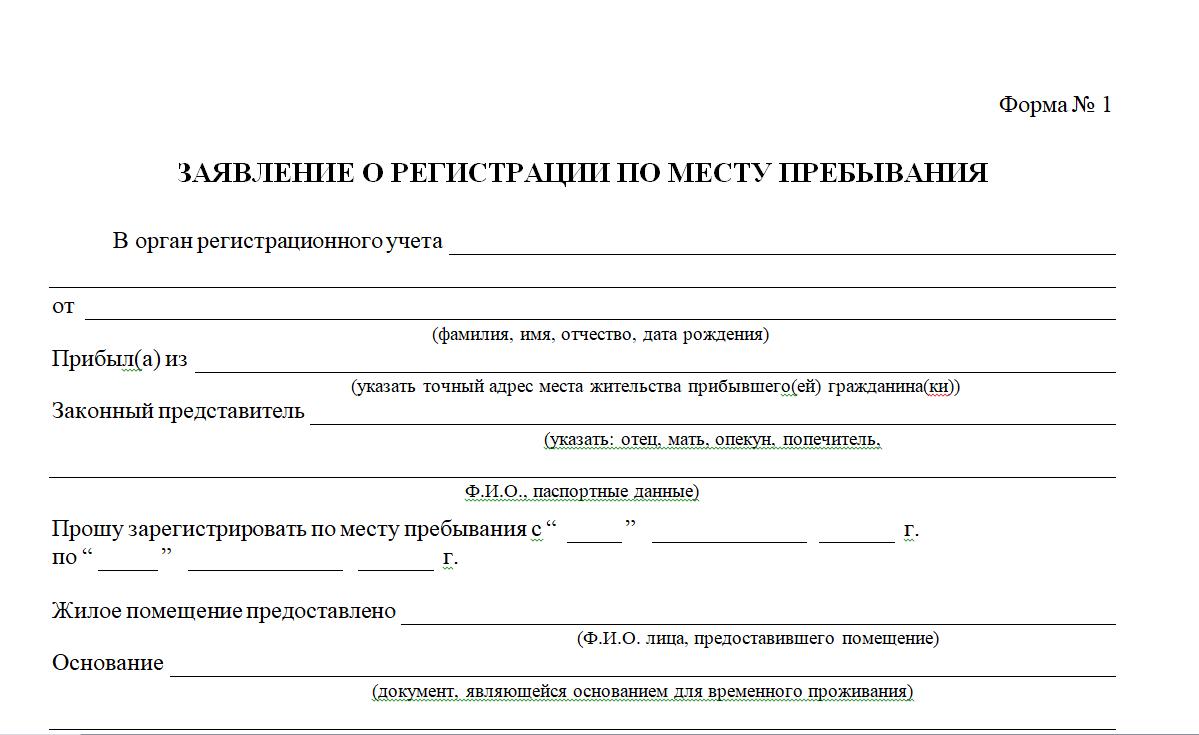 Пересечение границы с временной регистрацией выезжать за границу с временной регистрацией