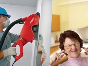 Нормы санитарных служб для шума в жилых помещениях