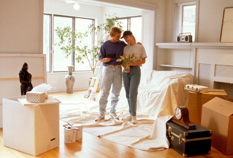 Как быстро сделать ремонт в новой квартире