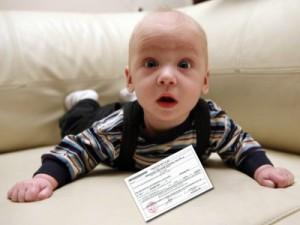 Как получить свидетельство о регистрации по месту жительства ребенка