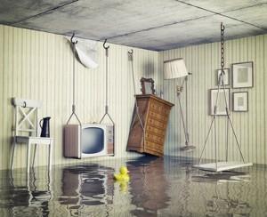 Как заактировать затопление квартиры