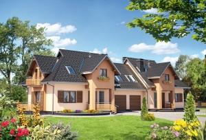 Дом с разными входами: раздел для двоих хозяев