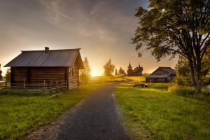 Бесплатное получение дома в деревне