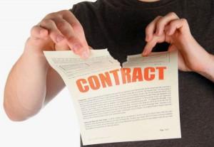 При каких условиях можно расторгнуть предварительный договор купли-продажи квартиры?