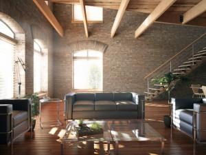 Изображение - Лофт - что это такое чем он отличается от квартиры в москве 3-stil-loft-v-interere-300x225