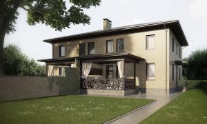 Duplex_#_3_Glav_fasad_persp_terrasa_brawn_snap