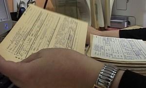 Формы бланков поквартирной карточки