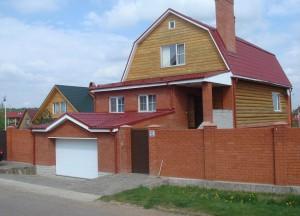 Какое расстояние должно быть между гаражом и домом?