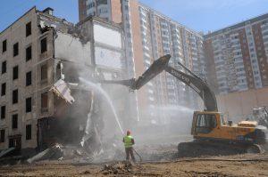 Очередность сноса домов по программе реновации