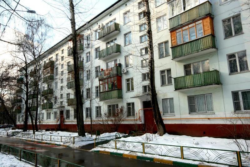 Список сносимых домов по реновации