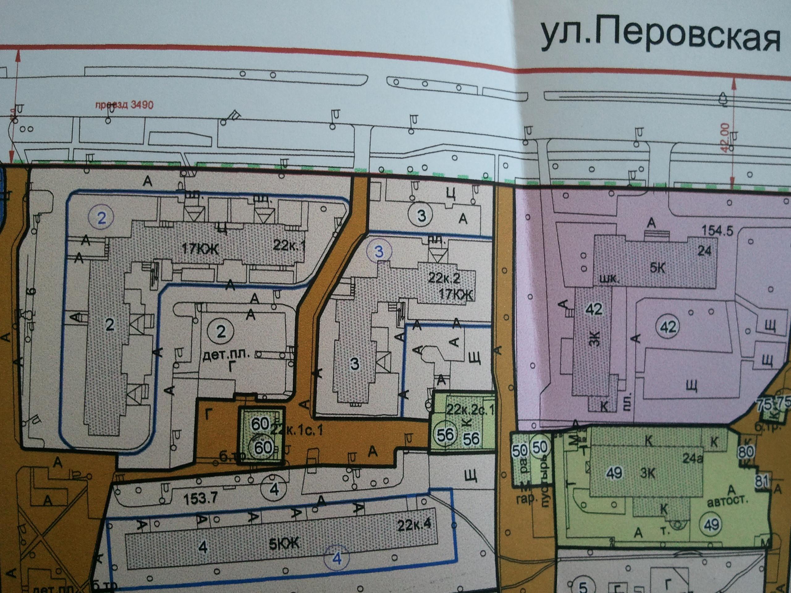 Придомовая территория МКД по жилищному кодексу