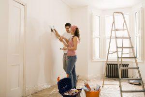 Налоговый вычет возможен на ремонт квартиры в новостройке и вторичном жилье